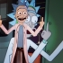 Rick Action Figure (Rick and Morty) primary image