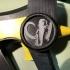 Black Ranger Power Axe print image
