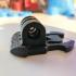 Quick realase mount GoPro print image