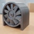 High speed ducted fan image