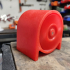 High speed ducted fan print image