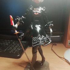 Picture of print of Nier Automata 2B