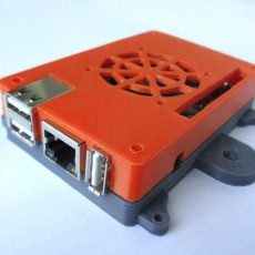 Orange PI PC Case with External mounts + M5 mount