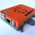 Orange PI PC Case with External mounts + M5 mount image