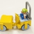 Toy Roller Compactor image