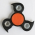 Fidget Spinner with M8 nuts image