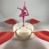Ballerina In Petals image