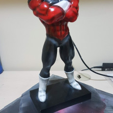 Picture of print of Dragon Ball Super - Jiren Full Figure This print has been uploaded by Marcos Mello