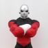 Dragon Ball Super - Jiren Full Figure print image