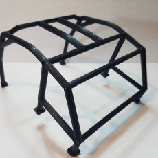 Roll Cage for the Ossum Jeep/My Remix