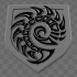 Zerg Tailgate Emblem for Dodge Trucks image