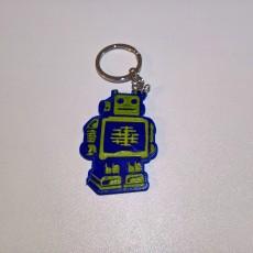Ultimaker keychain
