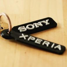 Sony Xperia Keychain