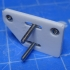Creality Ender 2 X-Axis endstop mount image
