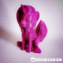 MLP Based Unicorn (Easy Print No Supports ) print image