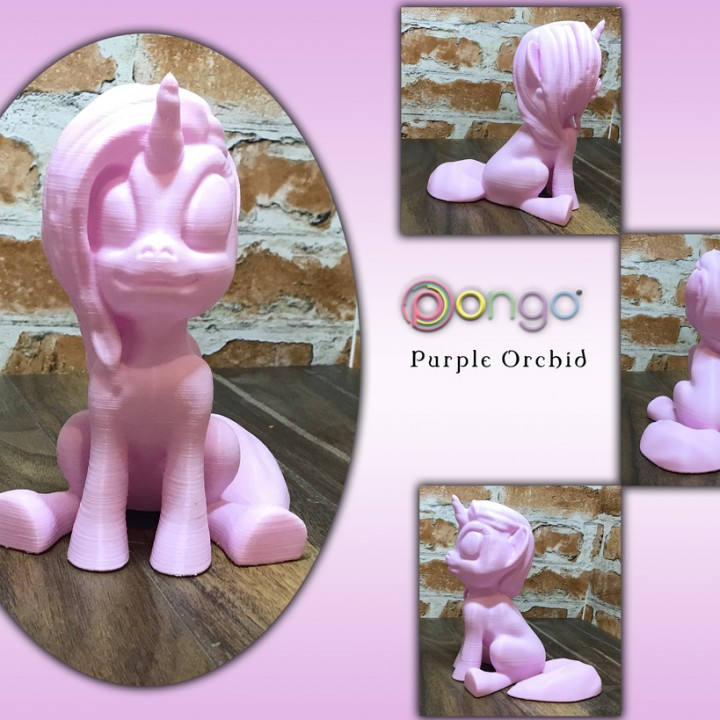 MLP Based Unicorn (Easy Print No Supports )