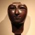 Anthropomorphic sarcophagus mask image
