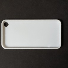 3D printed iPhone 7 cover template | MyMiniFactory Design Competition