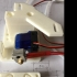 Anet A8 E3D hotend and auto leveler mounting kit image