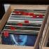 Vinyl Record Tabs (alphabetical) image