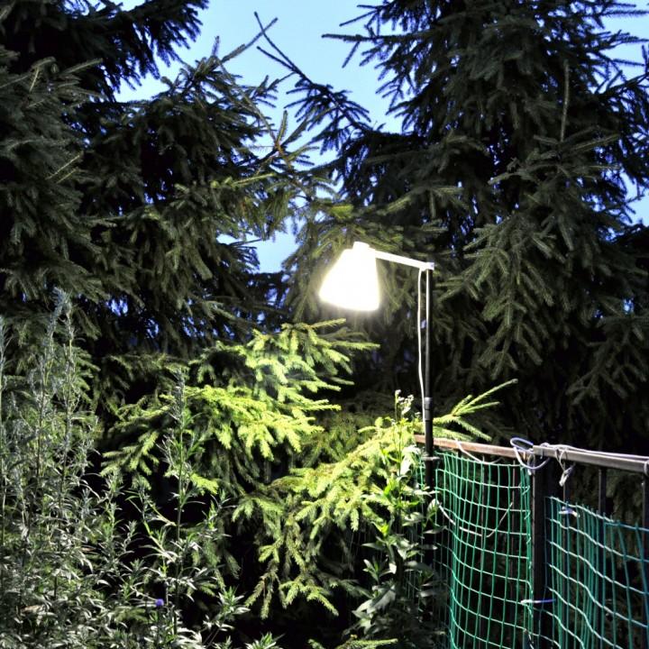 Standard LED E27 220V lamp