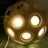 Crystal icosahedron sphere of Atlantis balls image