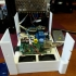 Power Supply, Raspberry Pi, Relay Module, Fan Case image