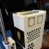 Power Supply, Raspberry Pi, Relay Module, Fan Case image