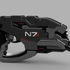 N7 Eagle- Mass Effect