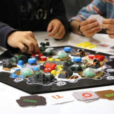 Settlers in Space (Catan) (Multi-Color)
