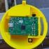 Pacman raspberry pi enclosure case image
