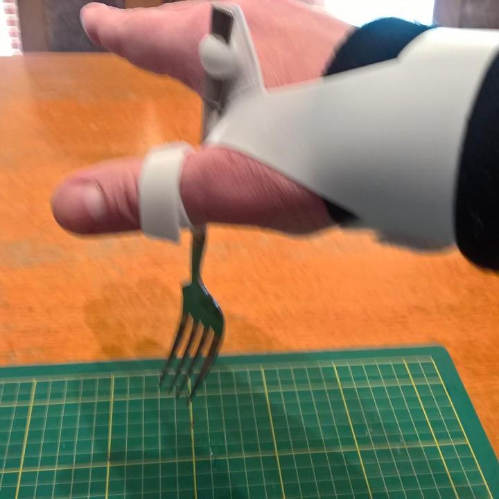 proyhese pour main droite