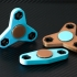 Customizable Fidget Spinner - Nuts, Coins or Bearings as Satellite primary image