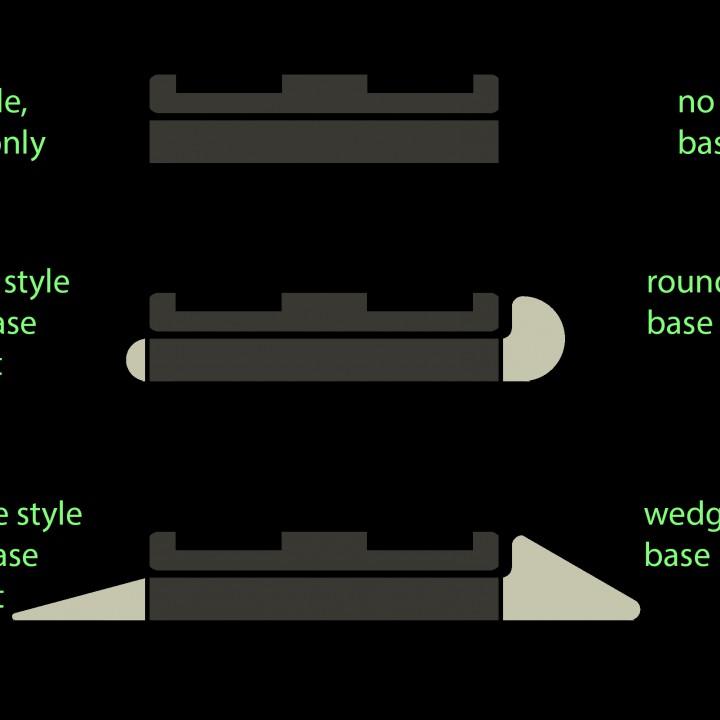 Customizable Sanding Stick
