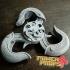Skyhook Inspired Fidget Spinner - Bioshock Infinite image