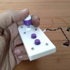 Mini arcade controller