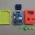 Arduino Handheld Game Console Case image