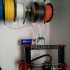 Filament Spool Wall Mount + Hub image