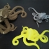 Plastic Reef #2: Random Octopus Generator image