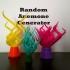 Plastic Reef #1: Random Anemone Generator image