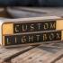 Customizable Retro Lightbox image