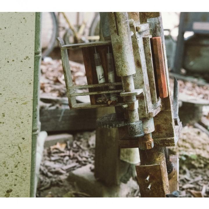 Fallout syringer