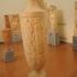 Funerary lekythos image