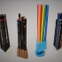Pencil holder - Industrial Design by Milano image