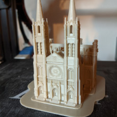 Picture of print of Denver Cathedral