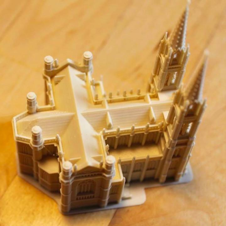 Denver Cathedral