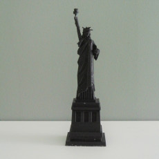 Picture of print of Statue of Liberty - New York City, USA