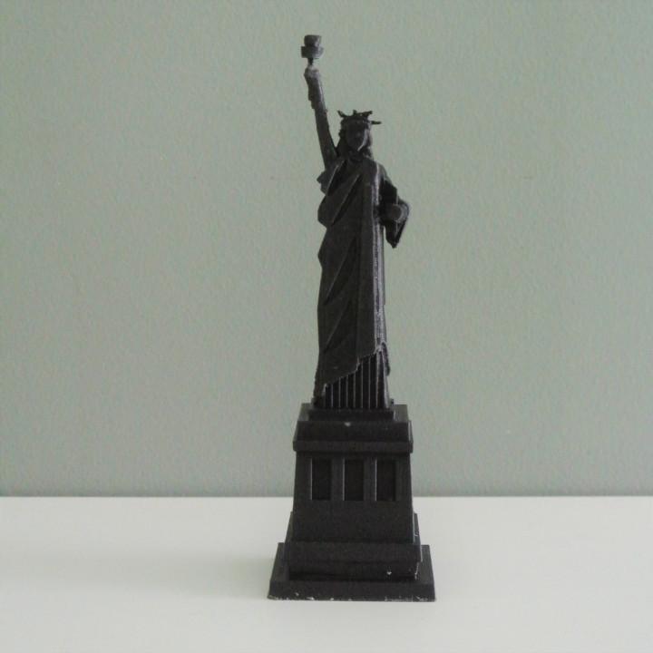 Statue of Liberty - New York City, USA