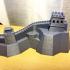 Great Wall of China print image