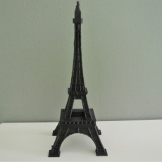 Picture of print of Eiffel Tower - Paris This print has been uploaded by Corentin Paquet